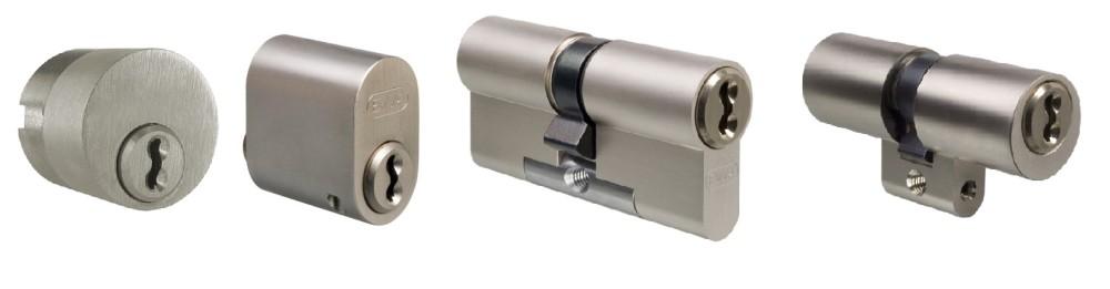 Soorten cilinders